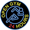 The Open Gym Logo